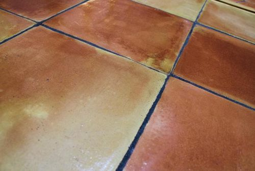 Copy of Terracotta floor tile