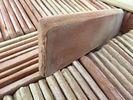 Terracotta skirting board